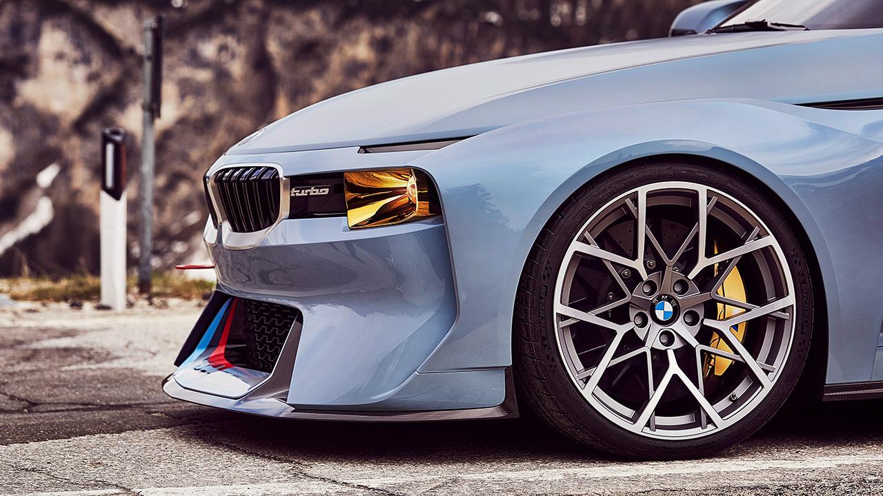 Компания BMW презентовала эксклюзивное авто в одном экземпляре 5