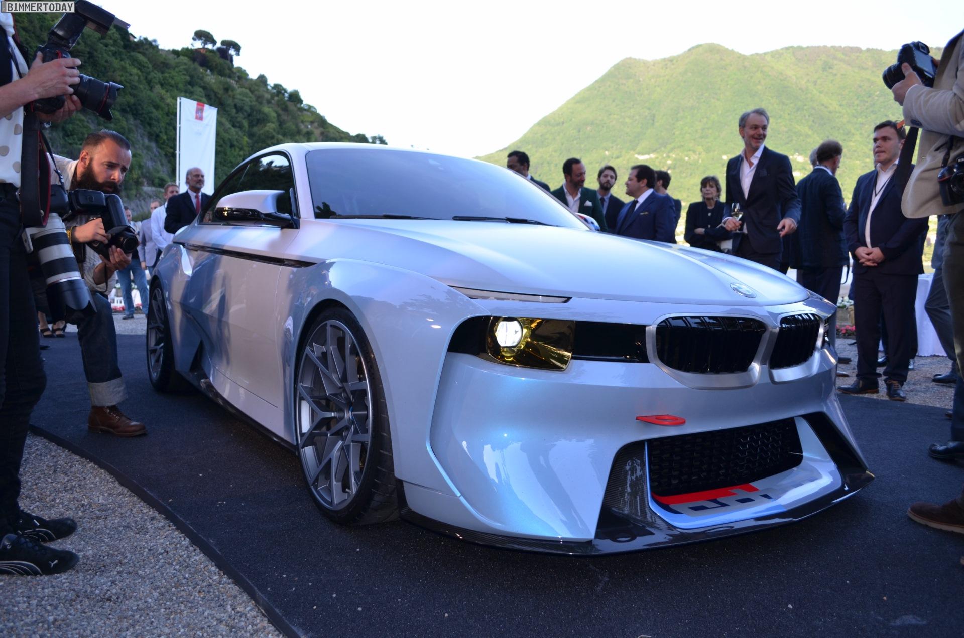 Компания BMW презентовала эксклюзивное авто в одном экземпляре 4