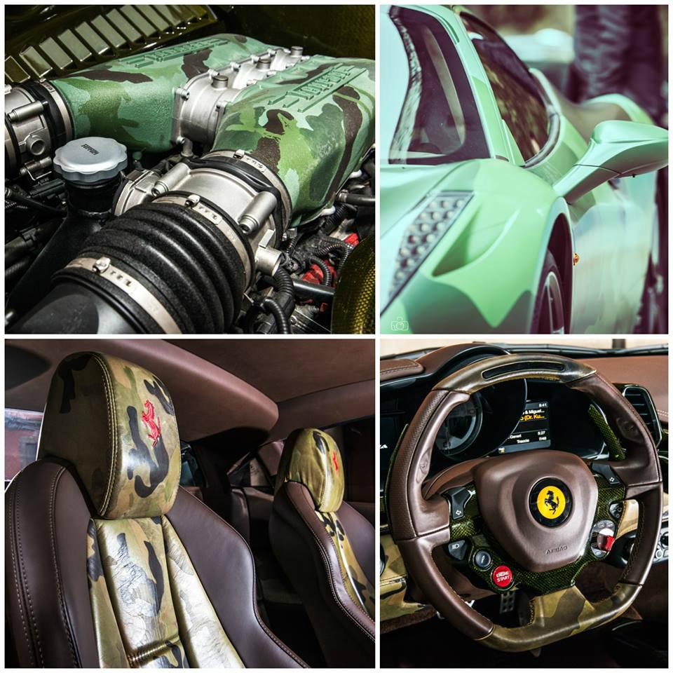 Эксклюзивный Ferrari был продан за 1,1 млн. долларов 3