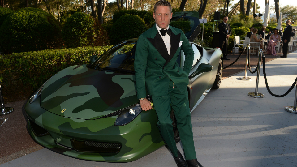 Эксклюзивный Ferrari был продан за 1,1 млн. долларов 1