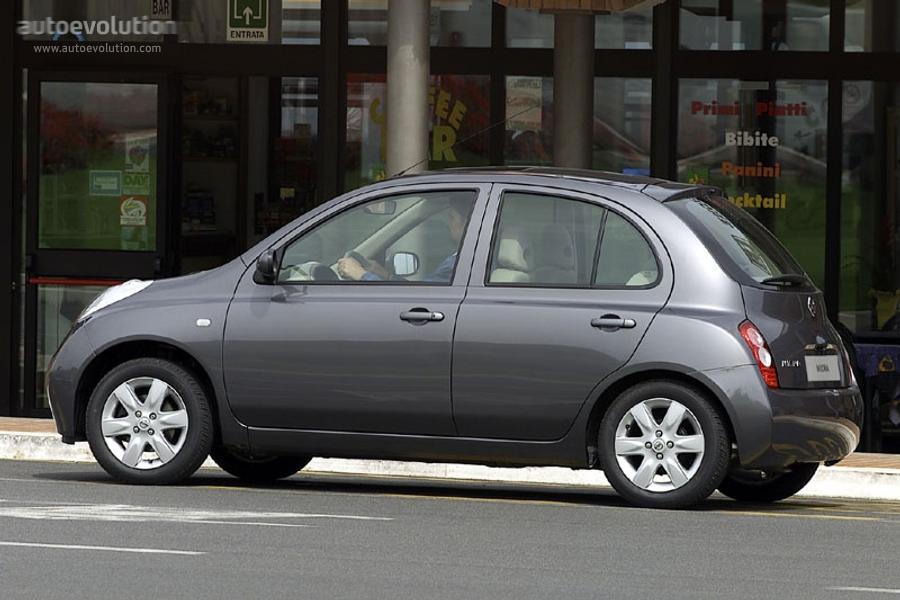Nissan Micra 2004 г.в. стоимостью $2100 премьер купил для жены 1