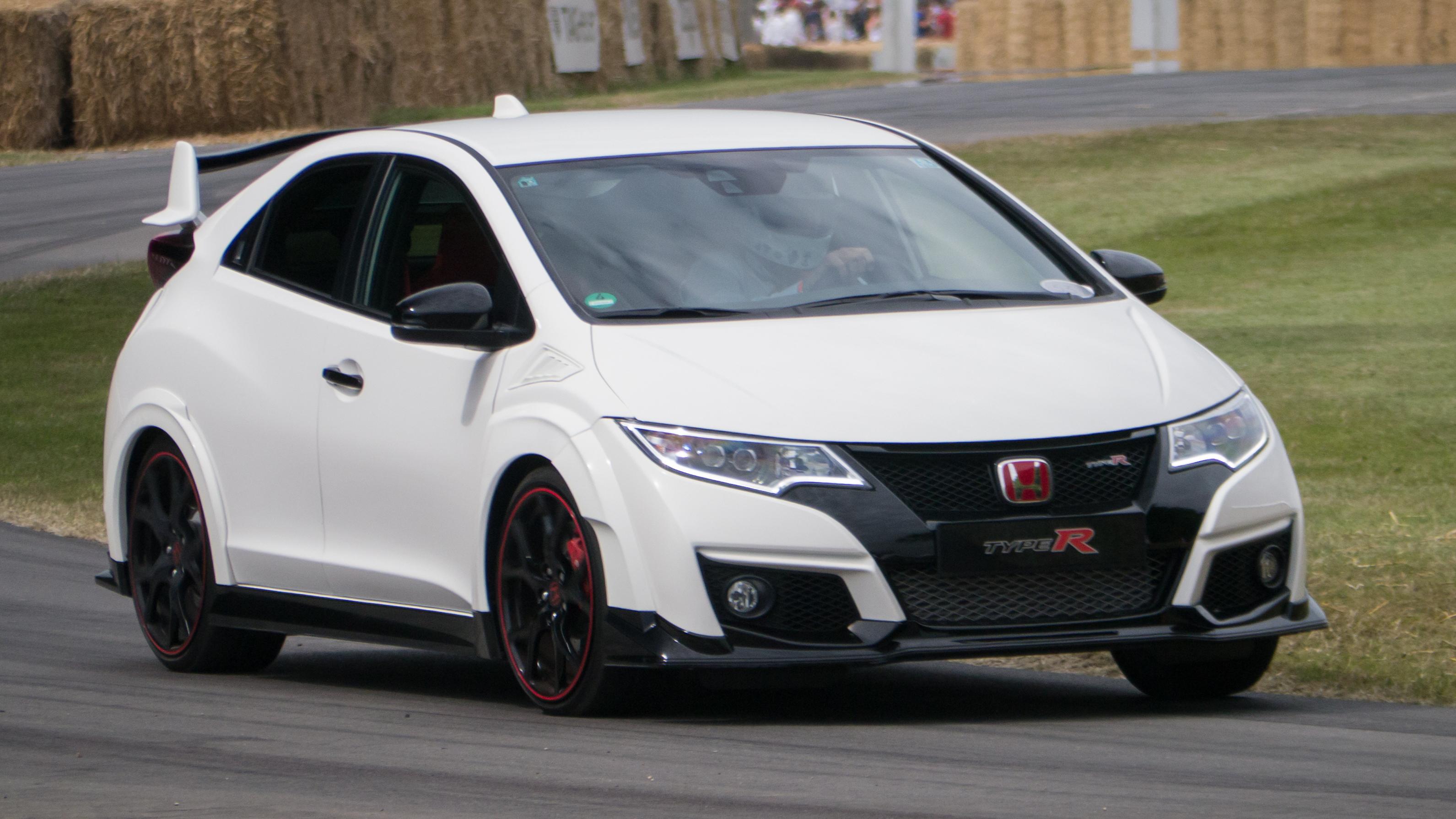 Honda Civic Type R стал самым популярным спорткаром 2