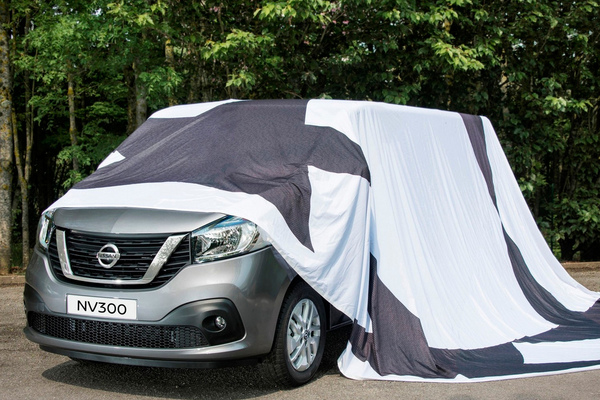 Nissan выпустит копию Renault Traffic 1