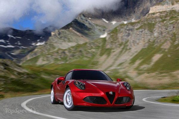 Компания Alfa Romeo намерена конкурировать с Mercedes-Benz и BMW 1