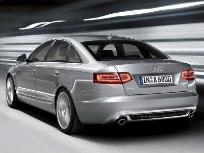 Компания Audi опубликовала фото новой модели 2
