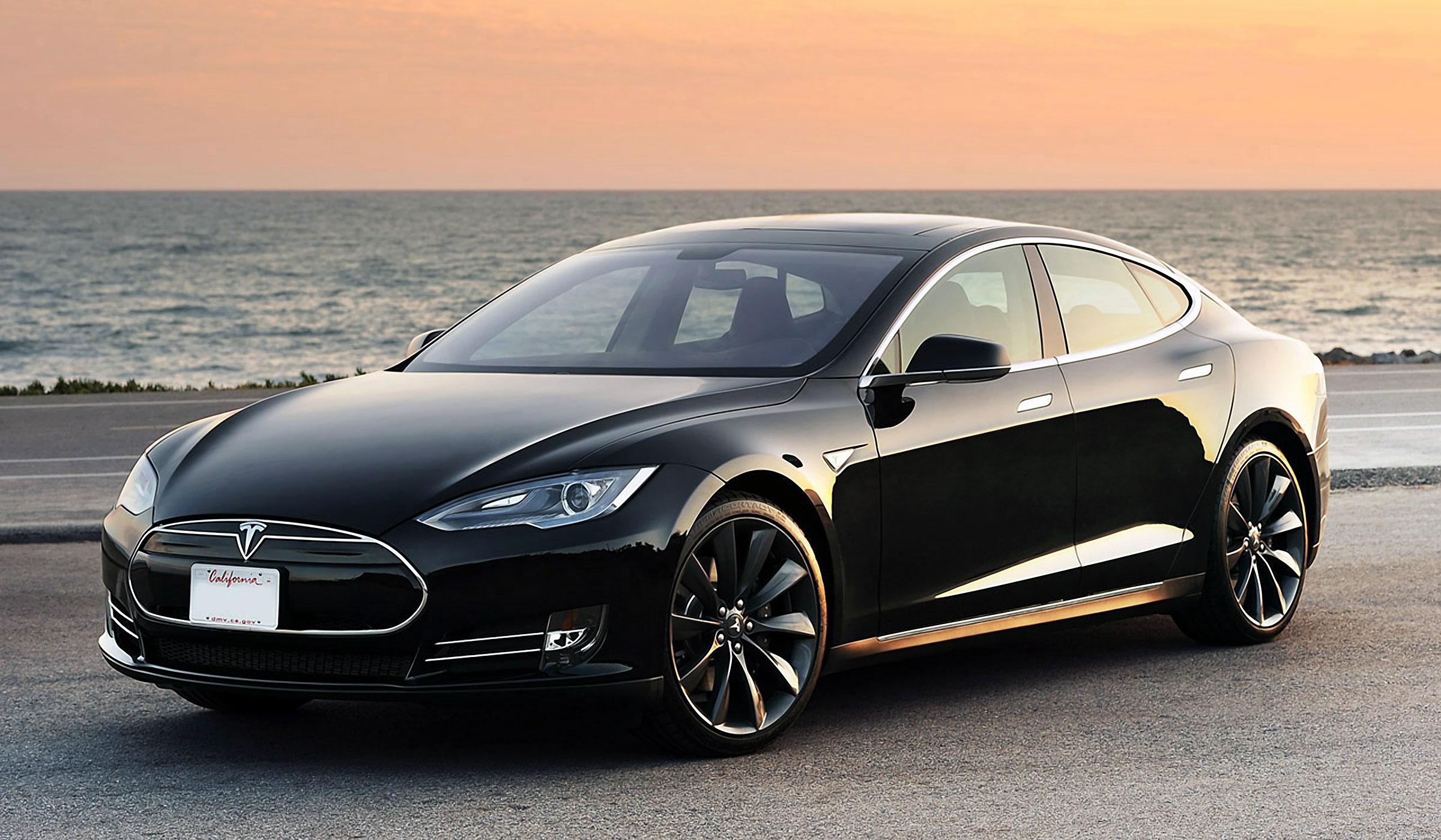 Автомобили Tesla проехали 160 млн. км «на автопилоте» 1