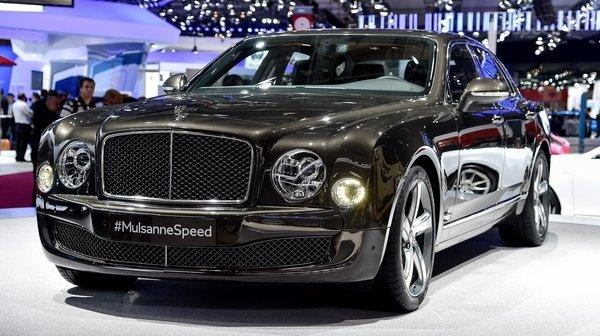 Bentley откажется от легендарного 537-сильного мотора 2