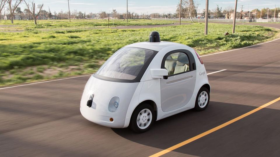 Компания Google впервые показала центр беспилотных авто 2