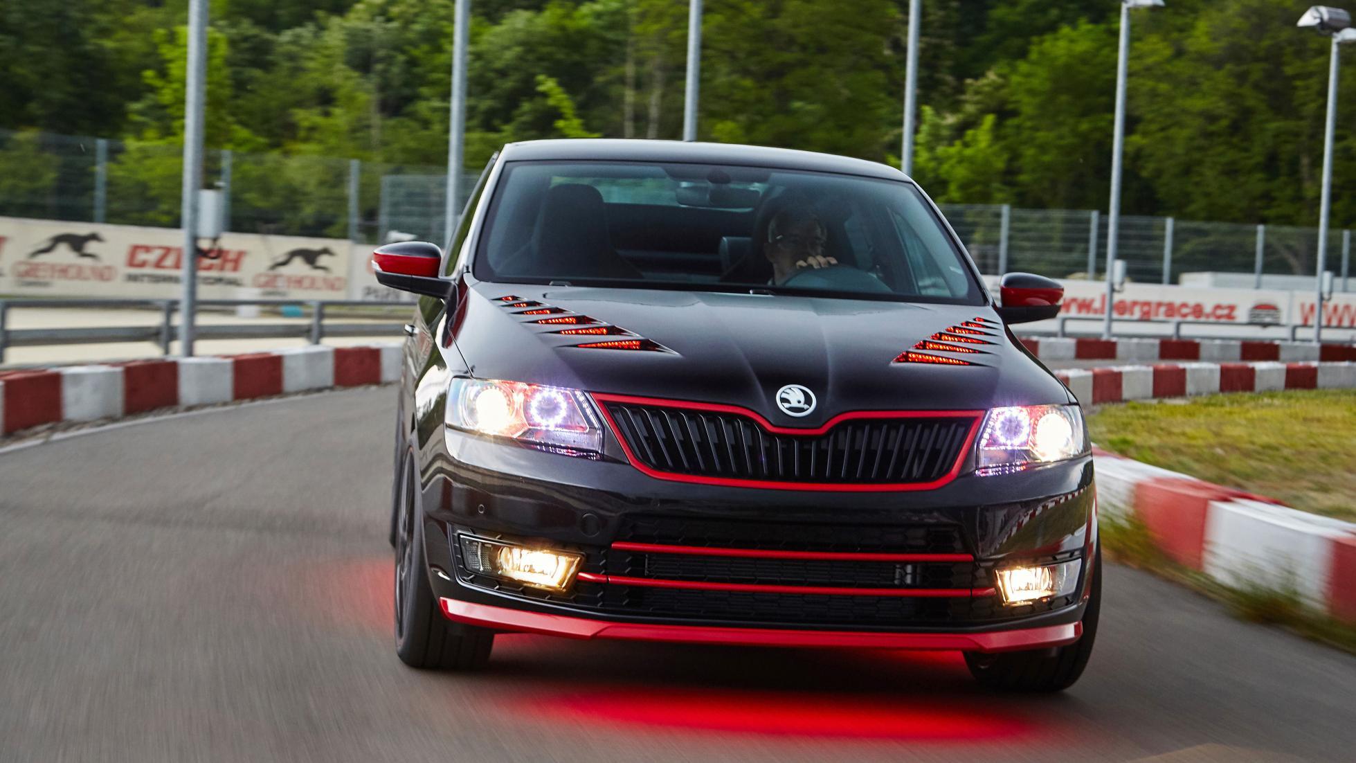 Новое купе Skoda Atero стало неожиданностью для всех 2