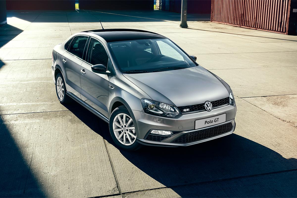 Компания Volkswagen представила мощный бюджетный седан 2