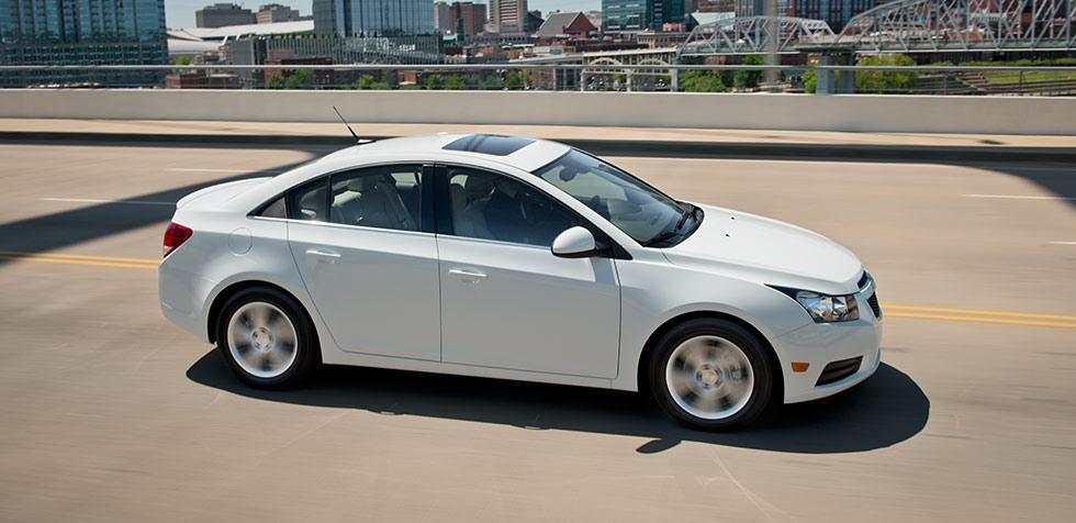 Cadillac не планирует выпускать авто на базе Chevrolet Cruze 1