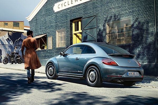Компания VW обновила Beetle 1