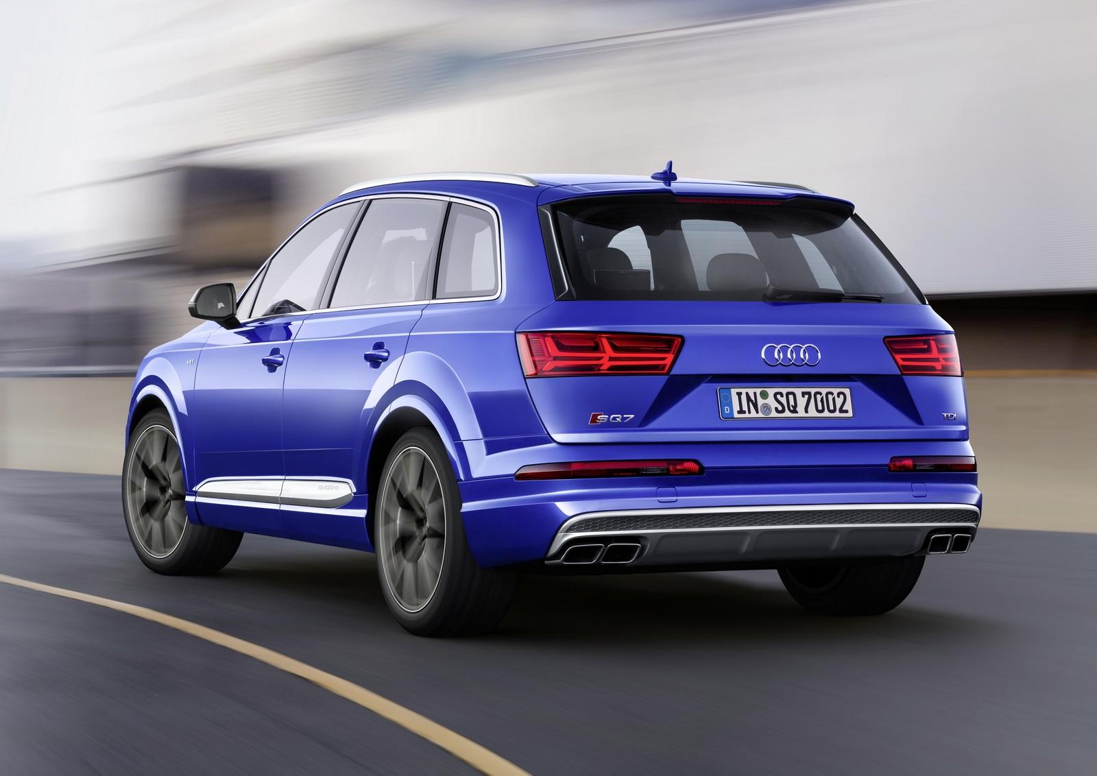 Audi SQ7 TDI получил престижную награду 2