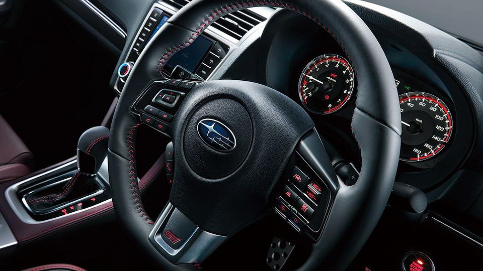 Subaru представила свой новый универсал 4