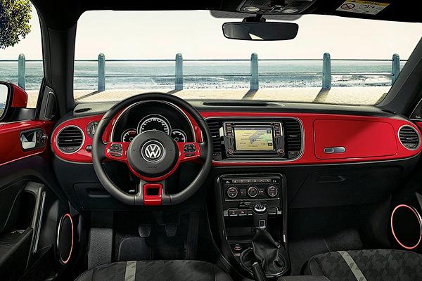 Компания VW обновила Beetle 2