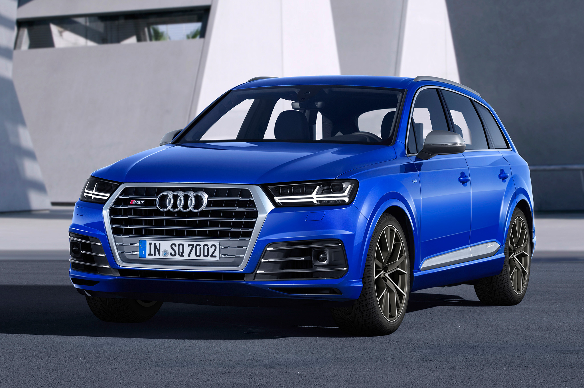 Audi SQ7 TDI получил престижную награду 1
