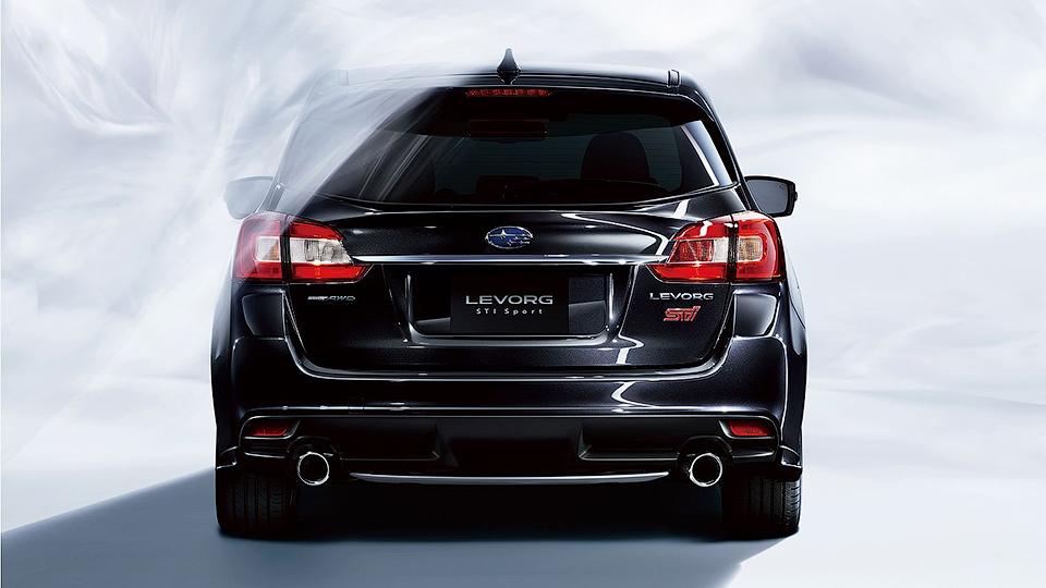 Subaru представила свой новый универсал 2