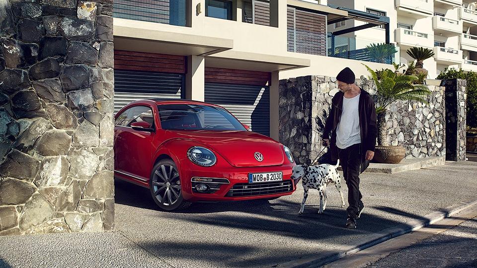 Компания VW обновила Beetle 3