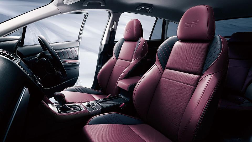 Subaru представила свой новый универсал 3