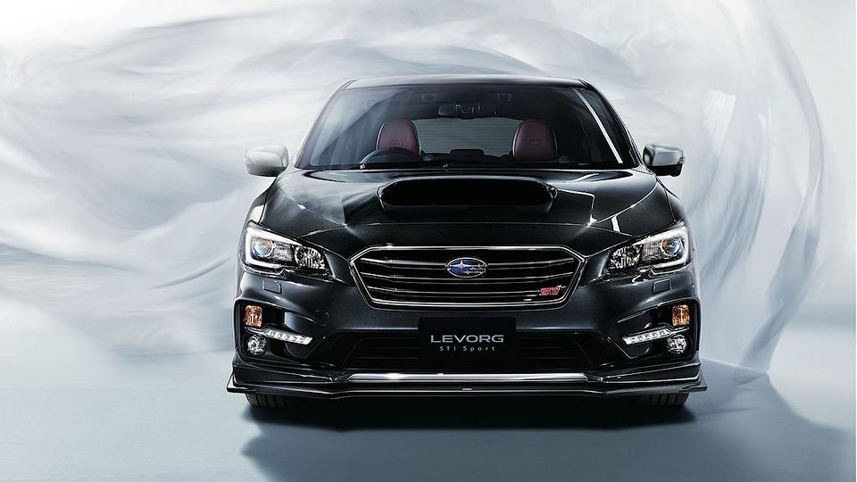 Subaru представила свой новый универсал 1