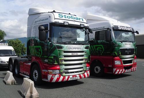 Volkswagen хочет объединить «грузовые» бренды Scania и MAN 1
