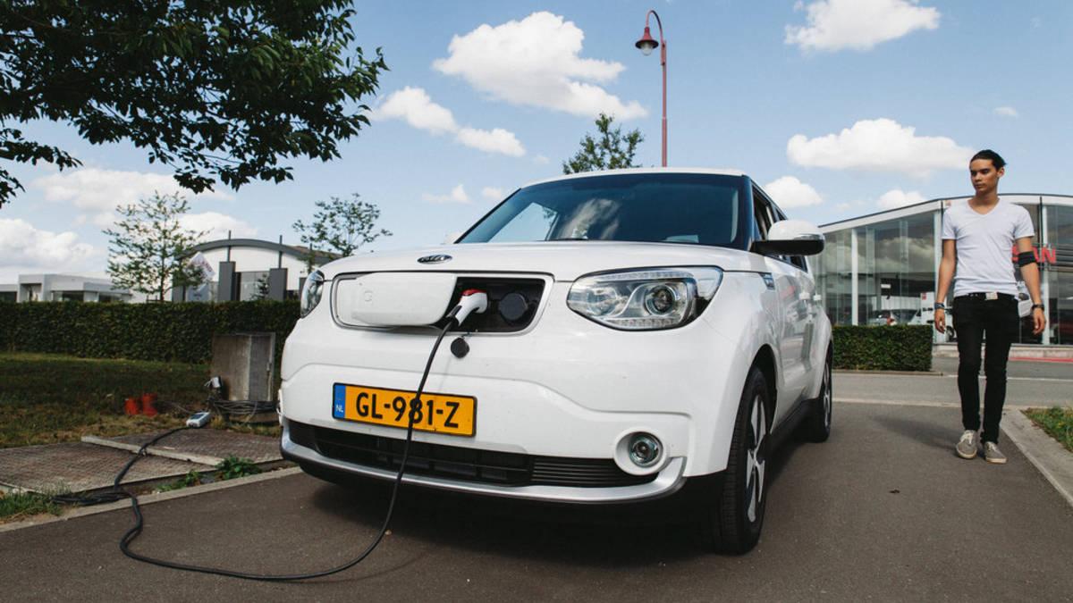 На украинский рынок может выйти новый электромобиль 2