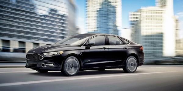 Новый Ford Fusion стал самым «дальнобойным» гибридным автомобилем Америки 1
