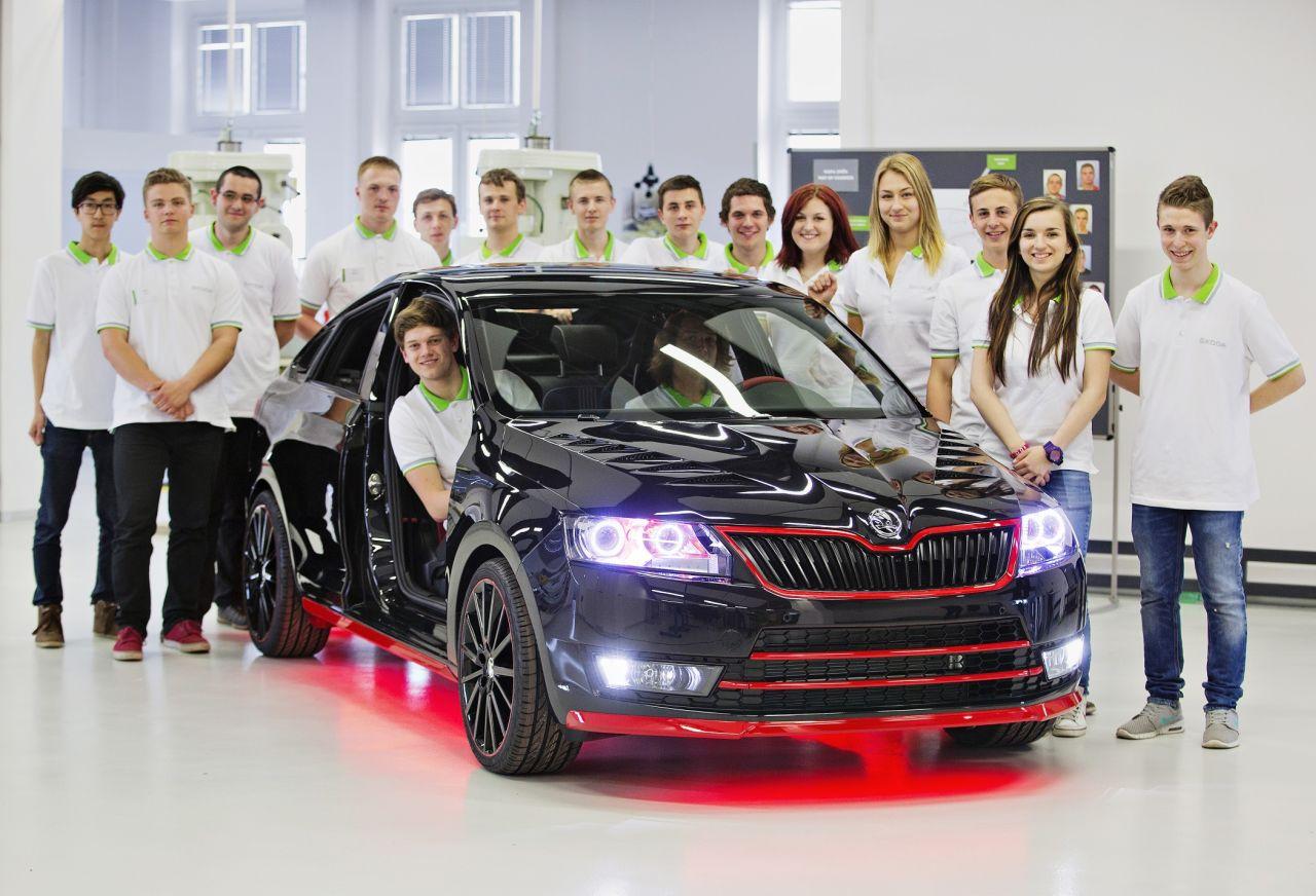 Новое купе Skoda Atero стало неожиданностью для всех 1