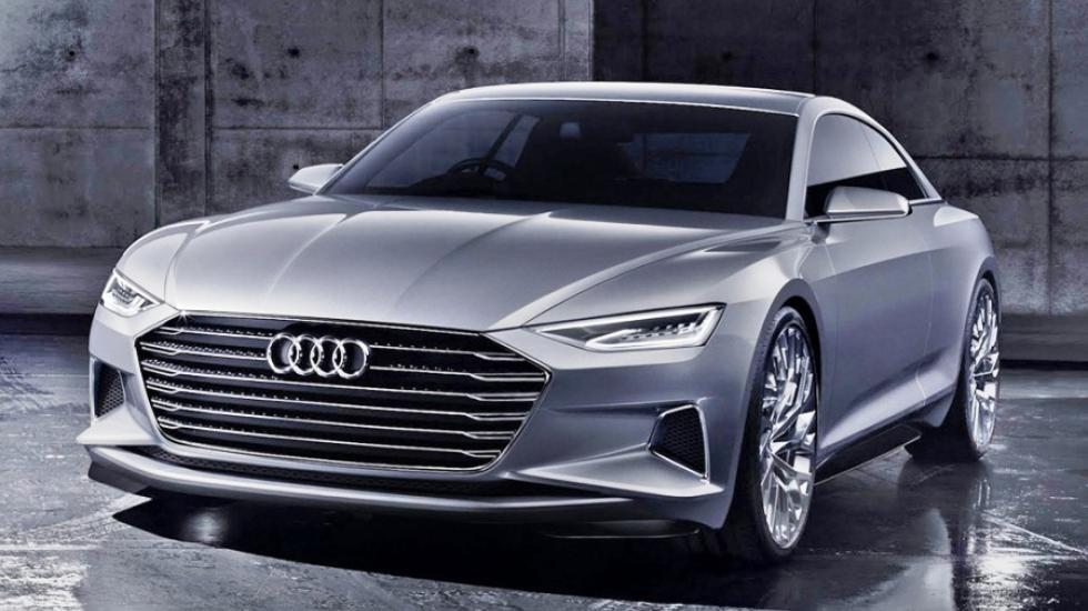Компания Audi опубликовала фото новой модели 1