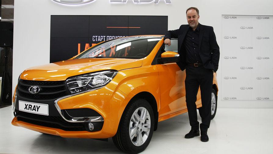 С завода АвтоВАЗ угнали выставочный экземпляр Lada XRAY 1