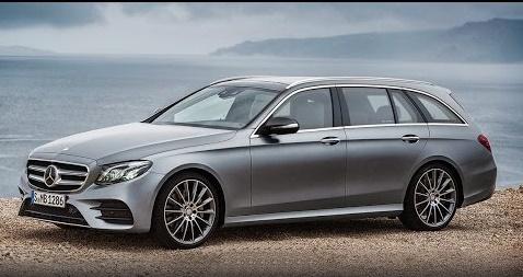 Новый Mercedes E-Class Estate получил обновленный дизайн кузова 1