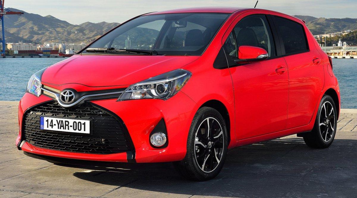 Toyota срочно отзывает 1,58 млн. автомобилей Yaris и Corolla 1
