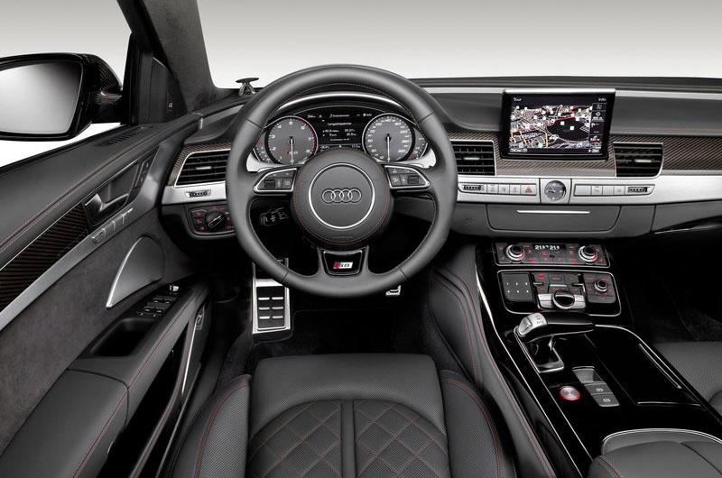 Audi S8 plus получил 798-сильный двигатель 2
