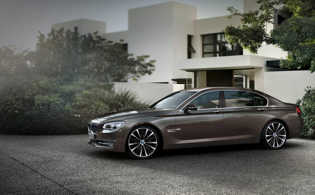 BMW 6 и 7 серии получат дизельные 3,0-литровые моторы 2