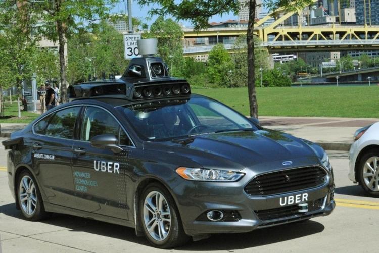 Робомобили Chevrolet выехали на дороги США 4
