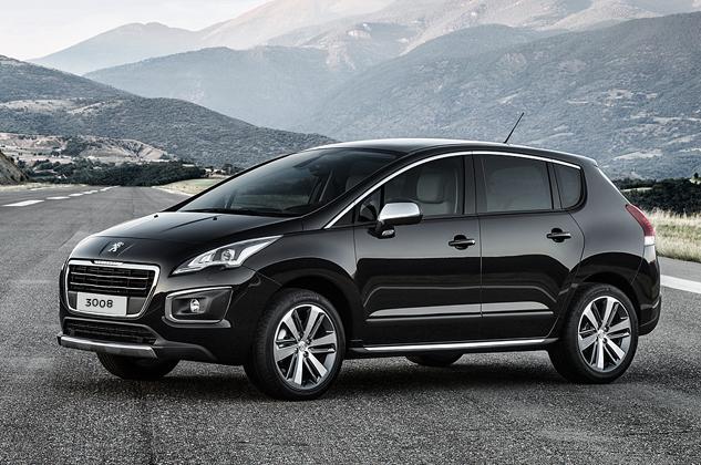 Компания Peugeot презентует новый кроссовер 3008 уже завтра 2