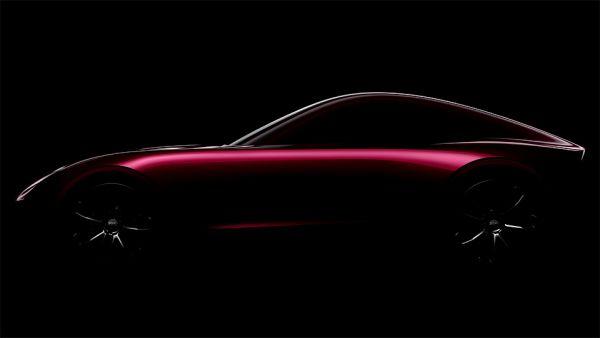 Бренд TVR опубликовал тизер нового суперкара 1