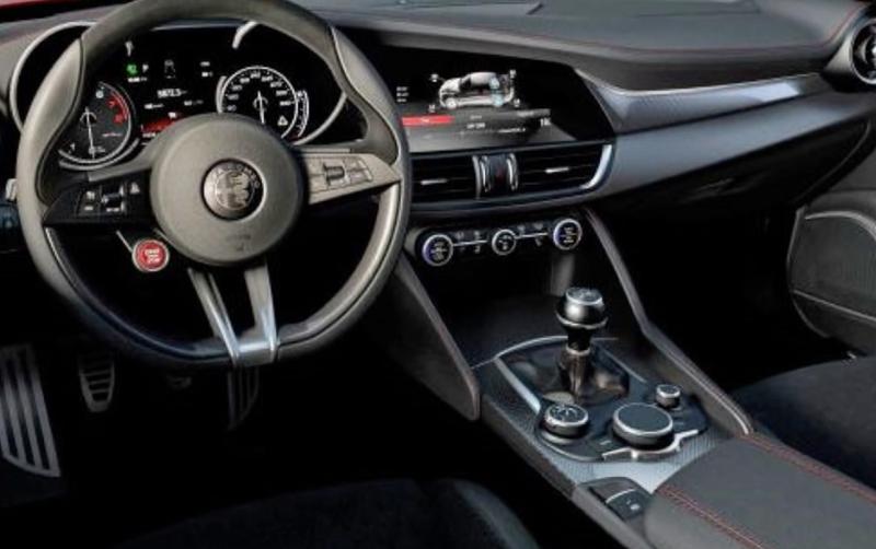 Alfa Romeo Giulia разочаровывает поклонников 1