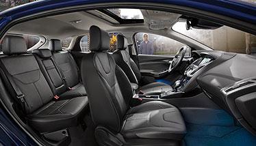Новый Ford Focus презентуют в следующем году 3