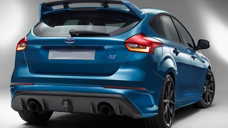 Новый Ford Focus презентуют в следующем году 1