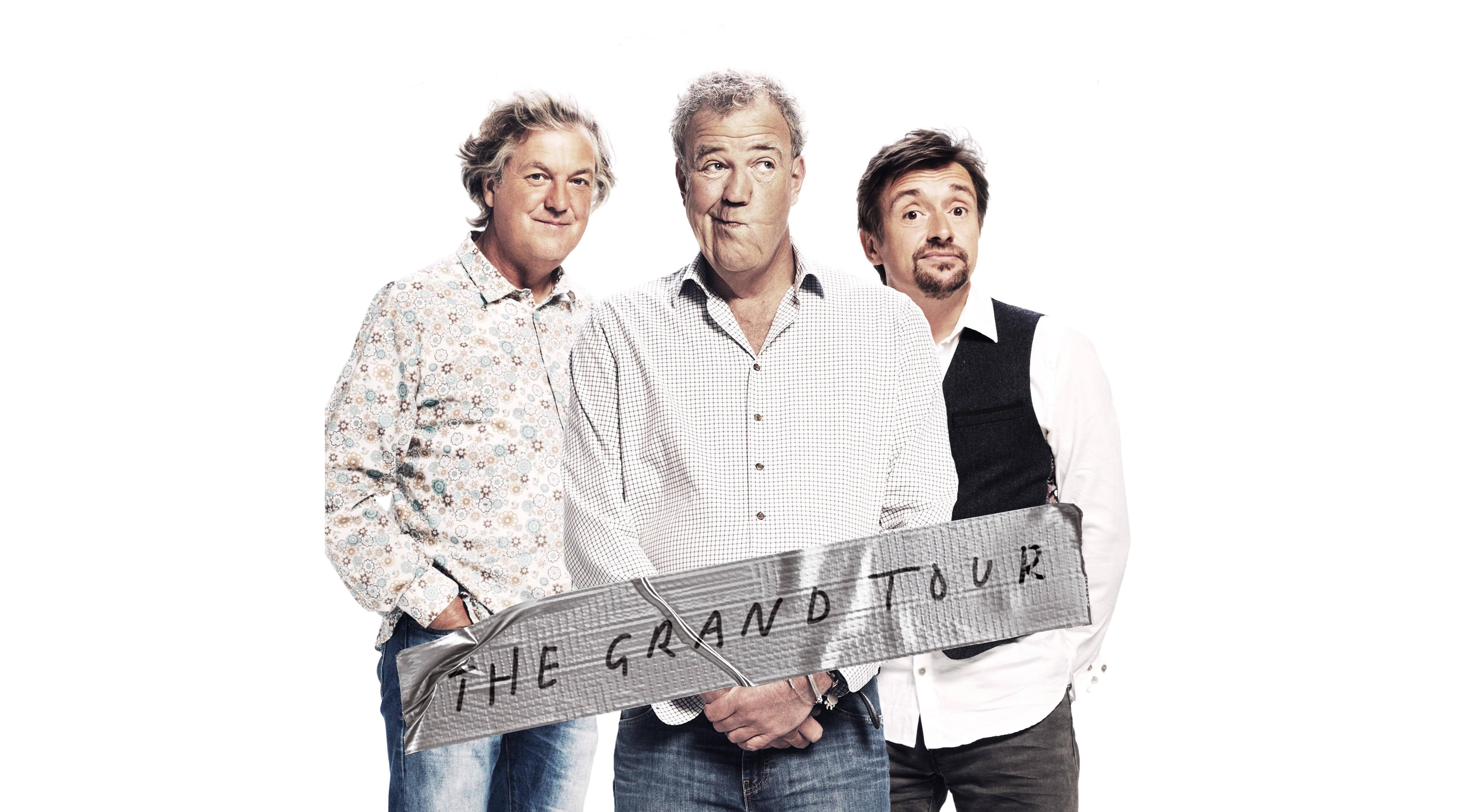 Кларксон создаст альтернативу автомобильному шоу Top Gear 1