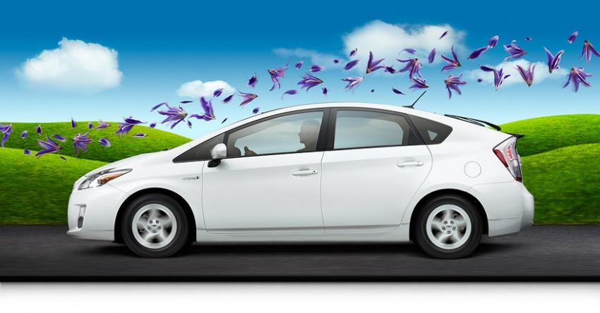 Toyota продала 9 миллионов гибридных автомобилей 1