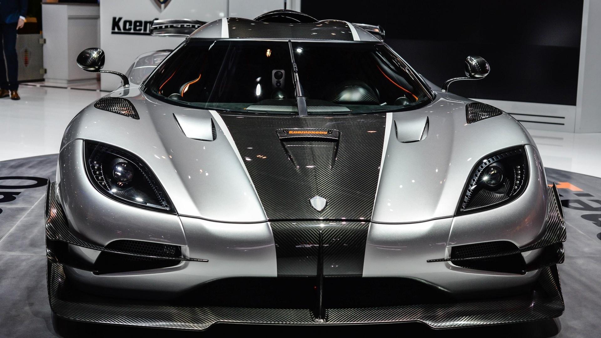 Шведский производитель суперкаров выставил на продажу автомобиль стоимостью более, чем 5 миллионов евро. 2