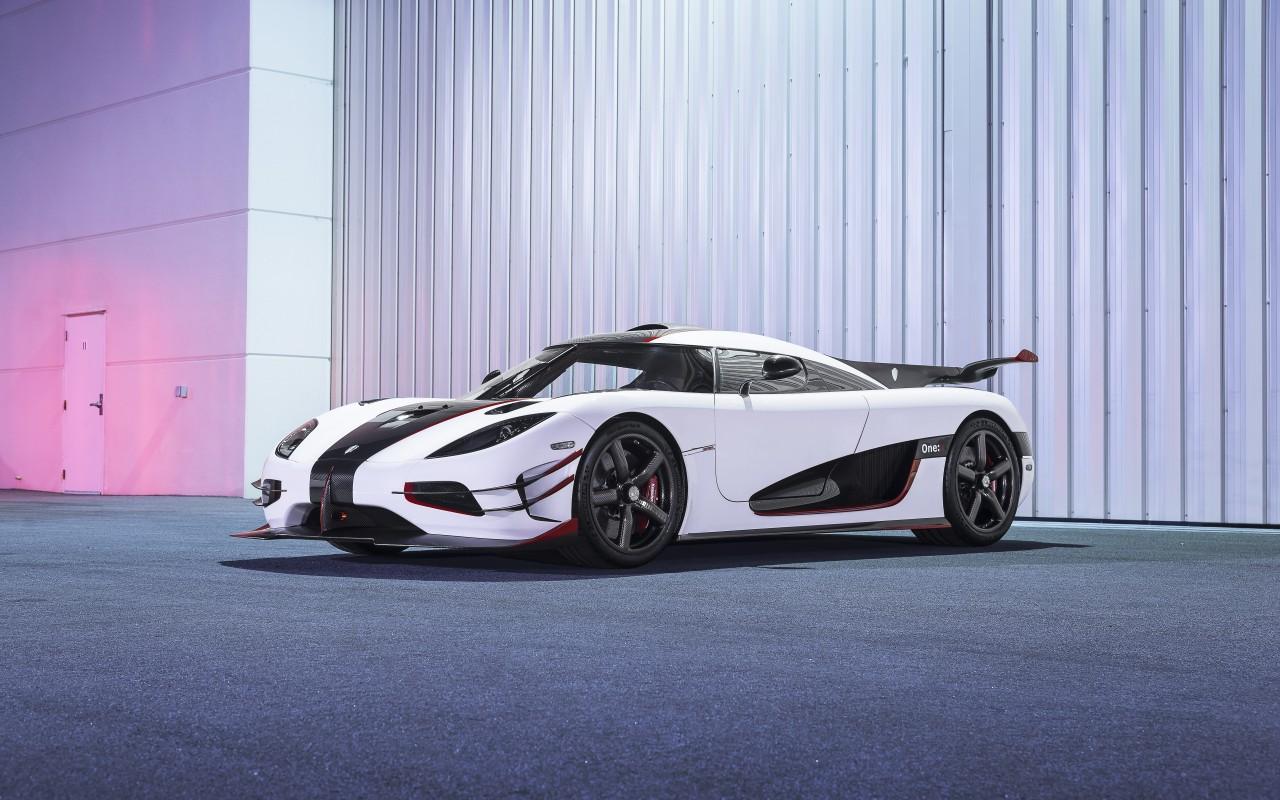 Шведский производитель суперкаров выставил на продажу автомобиль стоимостью более, чем 5 миллионов евро. 1
