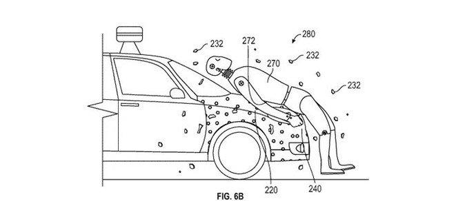 Компания Google изобрела «липучку», которая должна обезопасить пешеходов 1