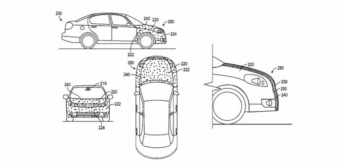 Компания Google изобрела «липучку», которая должна обезопасить пешеходов 2