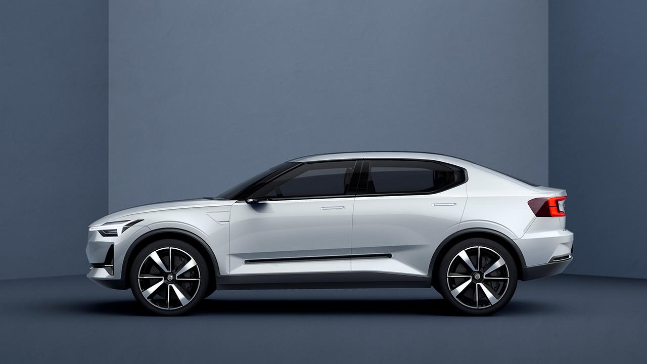 Volvo презентовала сразу две новые модели 3