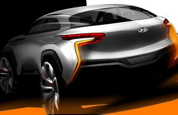 Компания Hyundai презентует новейший экономичный кроссовер 1