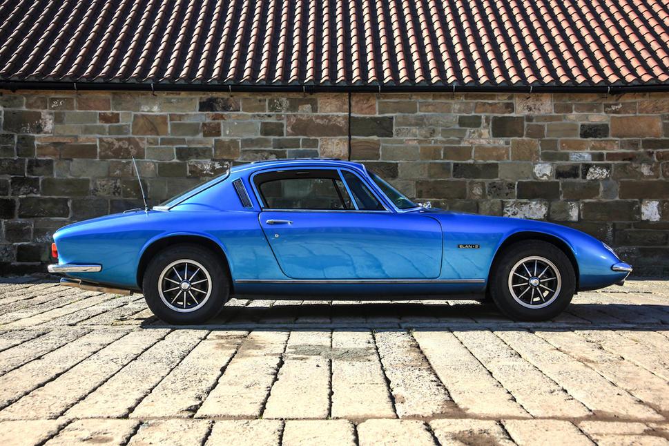 Уникальный Lotus Elan 1972 г.в. выставлен на продажу всего за $26 тыс 1