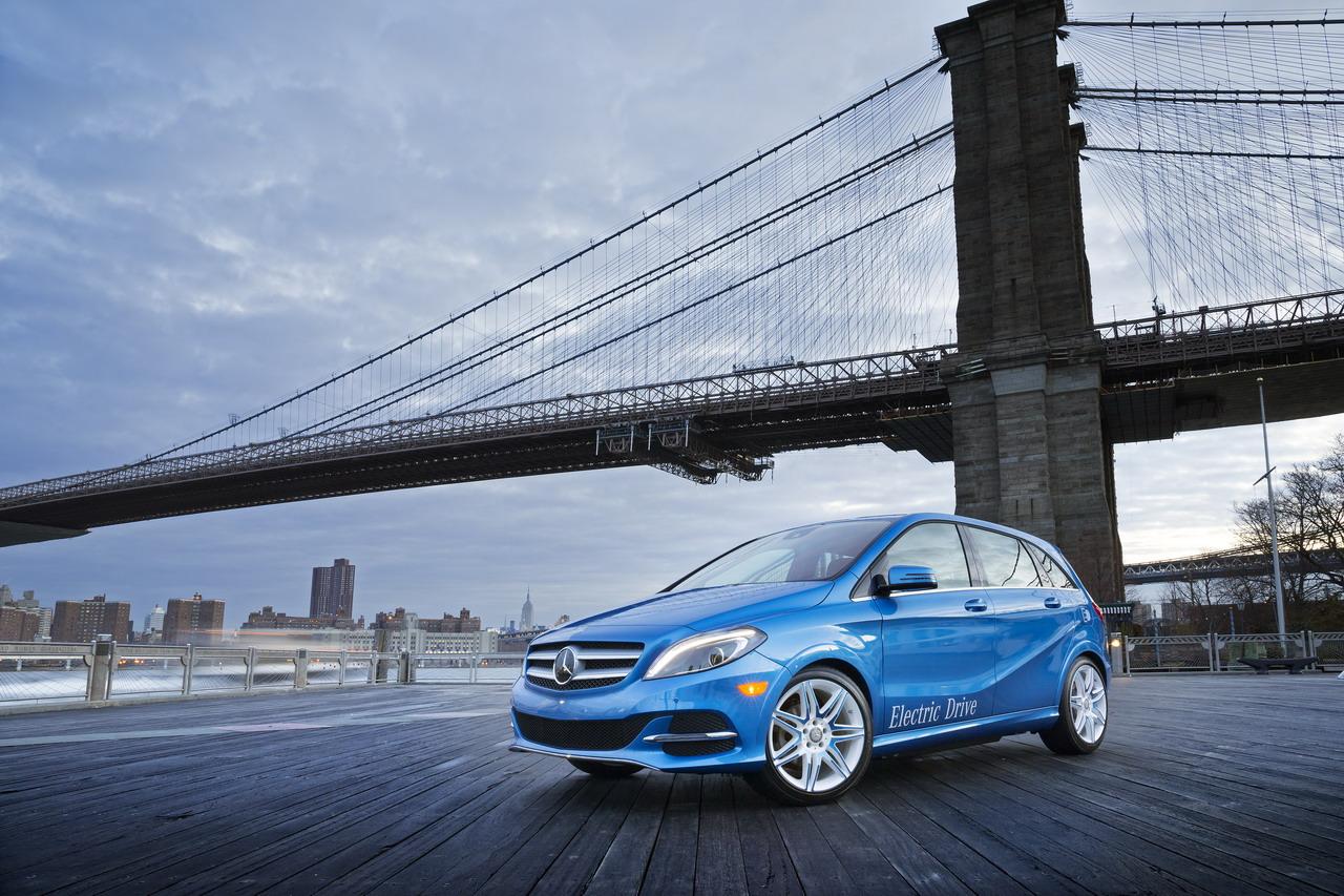 Mercedes-Benz создаст новый эко-бренд 1